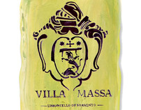 VILLA MASSA - limoncello of Sorrento