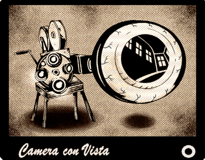 BOOKLET  WORK( Camera con vista ) by ARTE IN SCATOLA