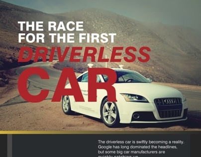 The Race For The First Driverless Car