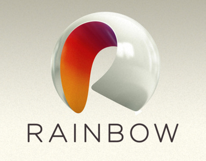 Rainbow Logo Restyling