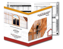 Product catalog for insulation company
