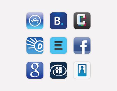 App Font Graphic