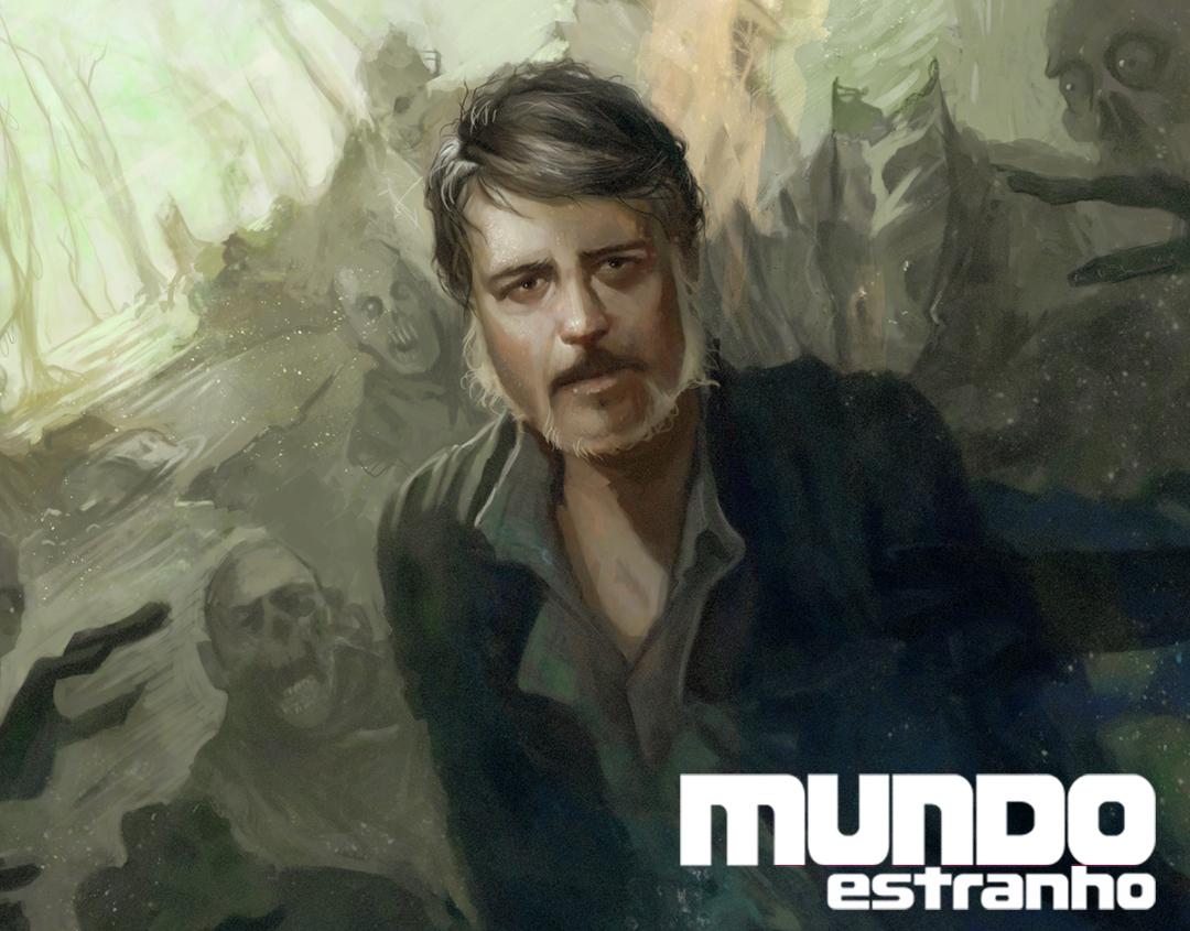 Ilustrações - Almanaque Monstruoso dos Zumbis - ME