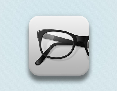 Glasses App Icon