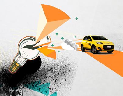 Novo Palio - Fiat / Click Isobar