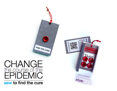 Red4Life : Sew to find the cure
