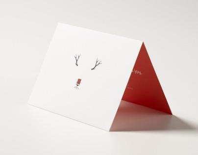 2011 HON Holiday Card