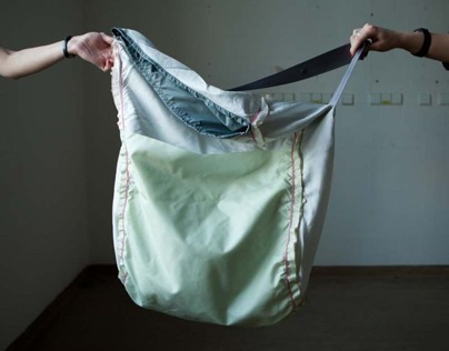 M.A.M Airbag bags made out of car airbags