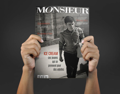 Magazine MONSIEUR