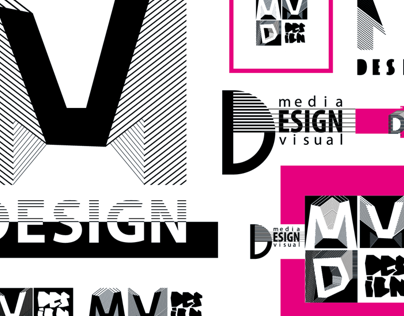 Logos for Media&Visual Design