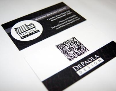 DePaola Design Brand Identity