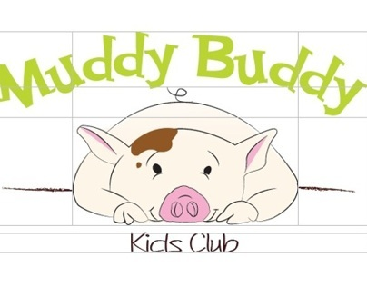 Corporate Visual Identity - Muddy Buddy