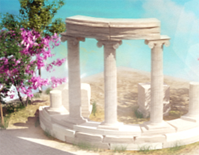 Peloponnese - Logo presentation video