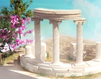 Peloponnese - Logo presentation video