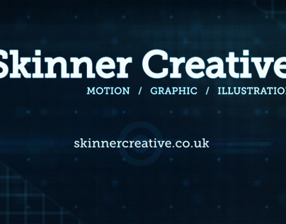 Skinner Creative Showreel