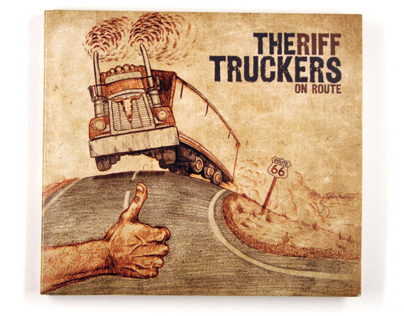 The Riff Truckers - On Route