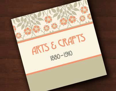 Arts & Crafts Movement Booklet