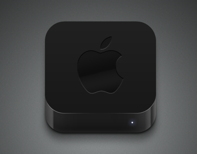 Apple TV - iOS icon launcher