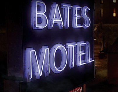 Bates Motel Season 1 Dig Advertising Campaign