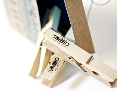 Clothespins Packaging