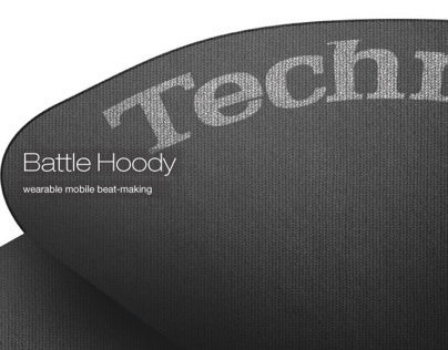 Technics - Battle Hoody
