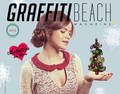 Graffiti Beach Magazine 003