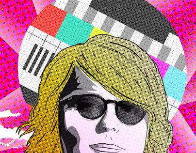 Book Cover - La signora della TV