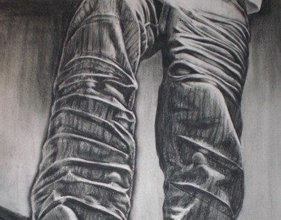 Charcoal Paintings