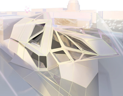 M.Arch : Intermediate Design Studio 1