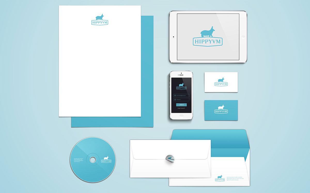 Hippyvm - logo and website