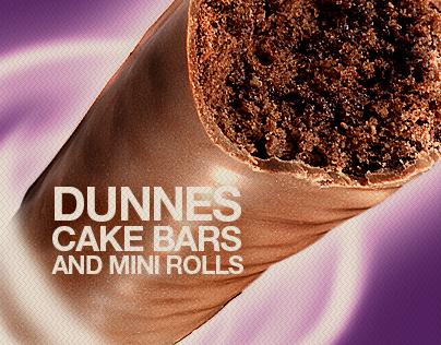DUNNES | Cake Bars & Mini Rolls