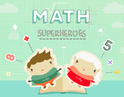 Math Superheroes!