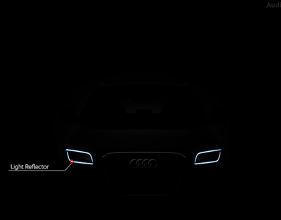 Audi Q5 Billboard Design