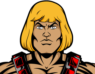 He-Man from Masters of the Universe