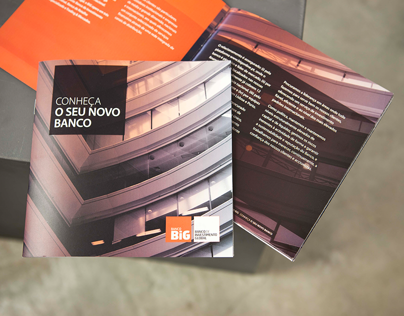 Banco BIGonline | Institutional Brochure