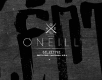 O'Neill Selective Lookbook