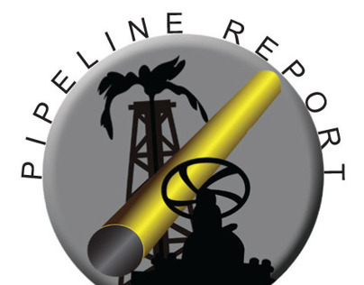 Logo for Pipeline Report Section in NAP Magazine