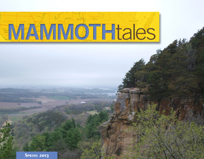 Mammoth Tales Redesign