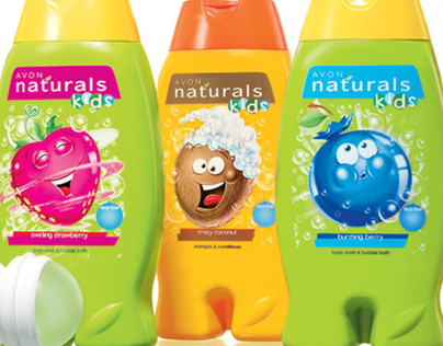 Naturals Kids | Childrens Personal Care