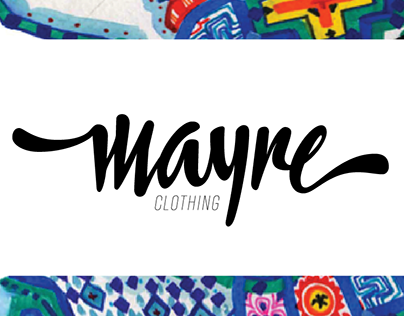 Mayre Clothing - Fashion design