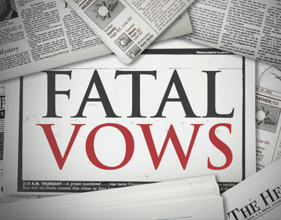 Fatal Vows. Intro Design concept