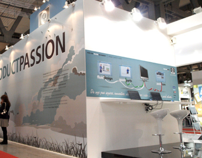 Expocomfort 2012 (Milan) - Corporate Stand Panels