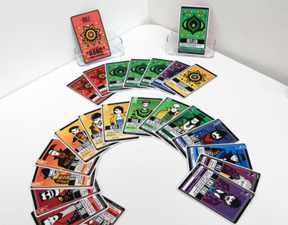 Bang!Game cards redesign