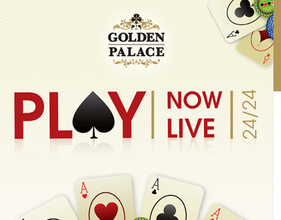 Golden Palace - Online Gaming Brand