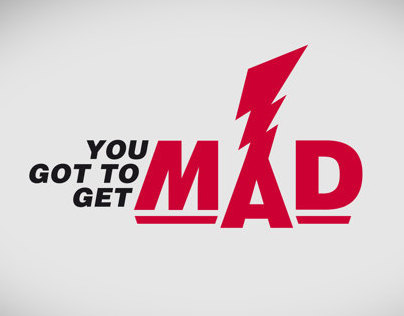 GET MAD Kinetic Type Movie
