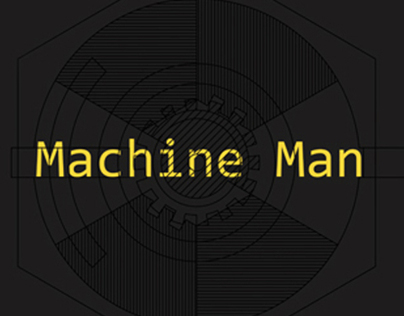 Machine Man, animated film