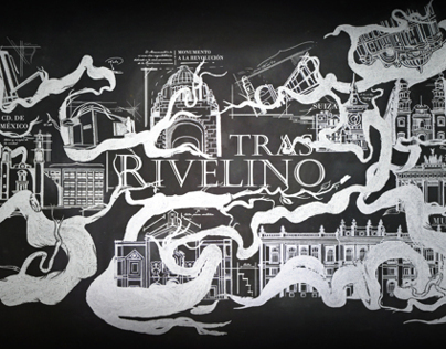 Stopmotion chalk Rivelino
