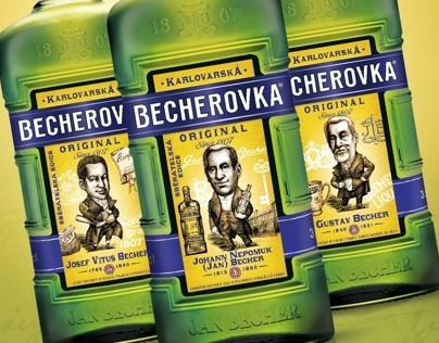 Becherovka Collectors Limited Edition 2013