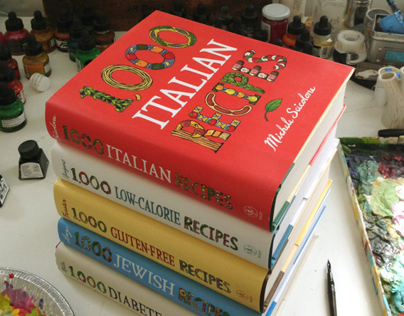 1000 Recipes Cookbook Series