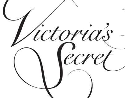 Victorias Secret Logo Redesign